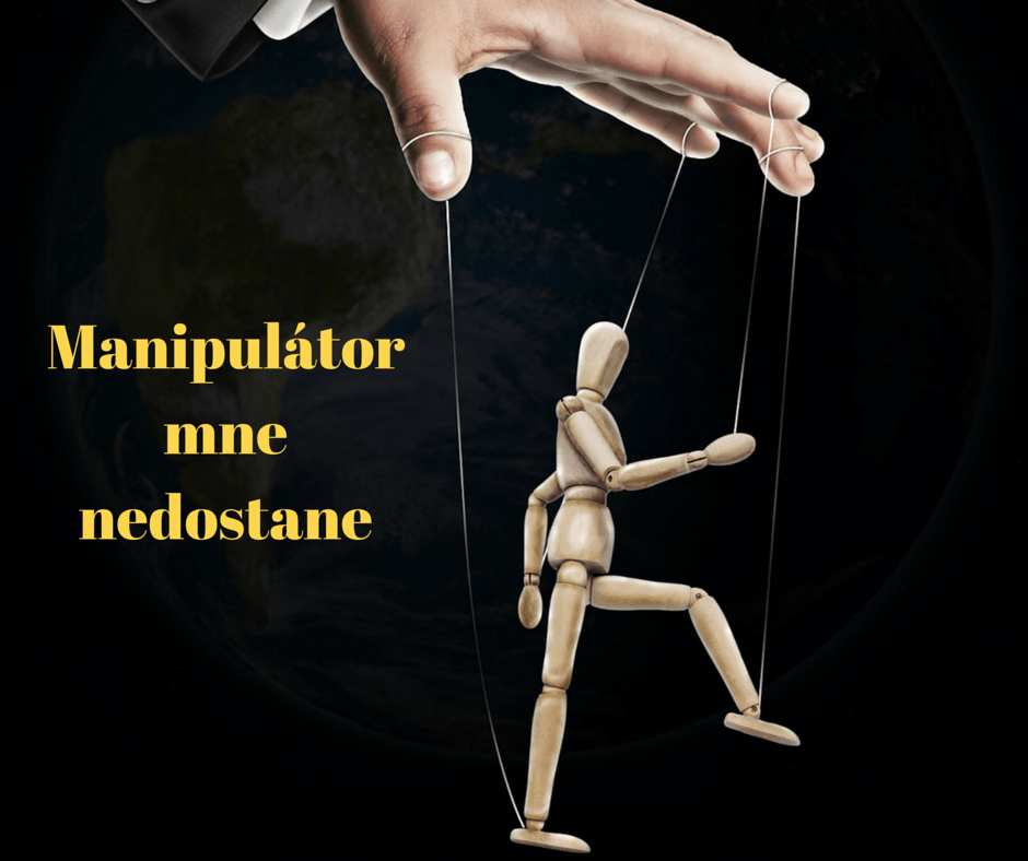 jak se bránit manipulaci